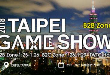 Mozoo APGS/Taipei Game Show 2018