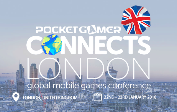 Mozoo Pocket Gamer Connect London 2018